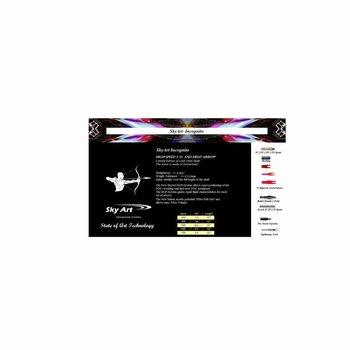 SkyArt Archery. Incognito