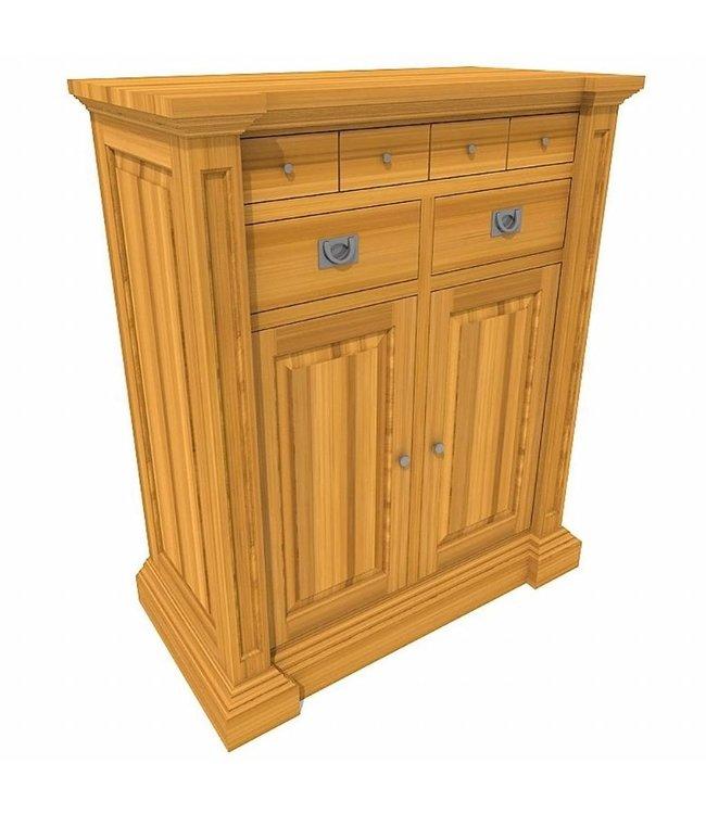 GEORGE sideboard 2 doors, 6 drawers