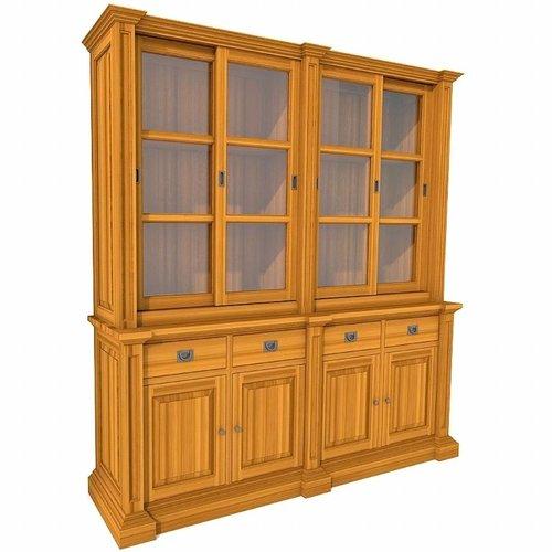 Stellen Sie GEORGE acht Türen, 4 Schubladen