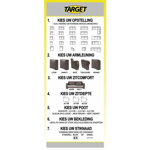 Target Bank Flexi 1-zits