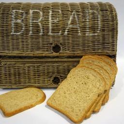 Eastfurn DecoMeubel Bread basket / Bread drum duo