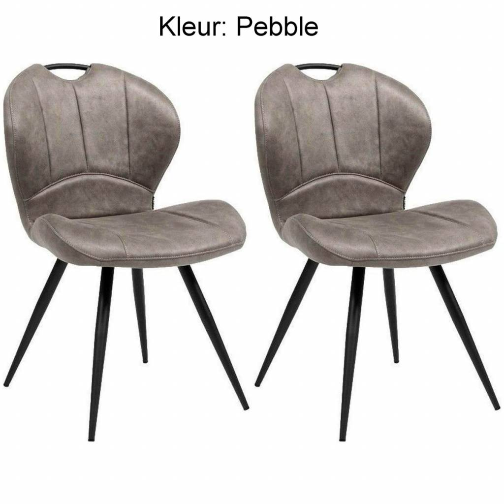 Miracle Dining Chair Available In 3 Trendy Colors Decomeubel