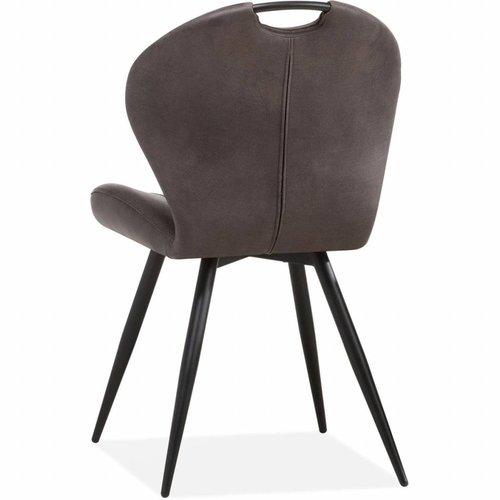 MX Sofa Esszimmerstuhl Miracle farbe: Stahl