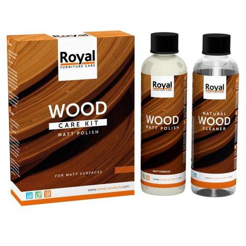 Oranje Furniture care Holz Care Kit Matt Polish