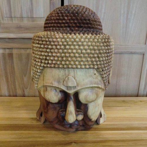 Budha hoofd (groot)