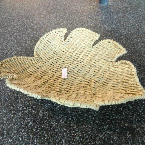 Fruitschaal weaving