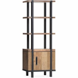Lamulux Wall cabinet Binck - Lamulux Old Teak