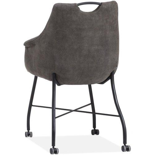 MX Sofa Stuhl metric mit Rädern, erhältlich in 3 Farben
