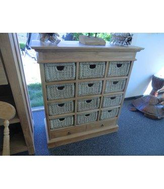 Shoe cabinet Lana