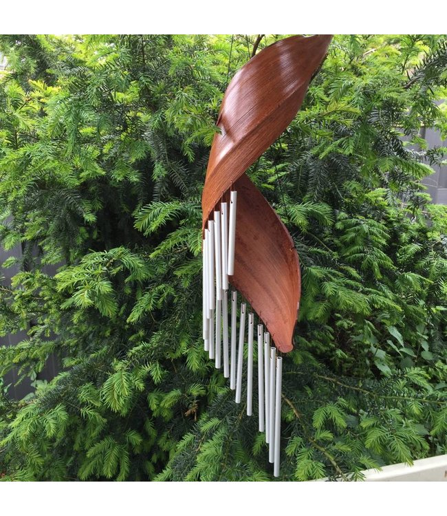 Wind Chimes Spiral Coco