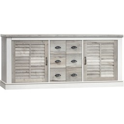 Lamulux Sideboard DENZEL 2 doors, 3 drawers