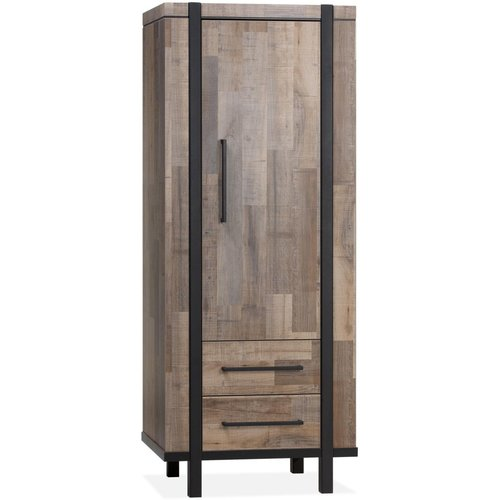Lamulux Bread cupboard EXPO 1 door, 2 drawers