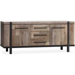Lamulux Dresser EXPO 2 doors, 3 drawers