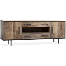 Lamulux Sideboard FLAIR 4 doors, 3 drawers