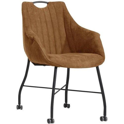 MX Sofa Metric Stuhl mit Rädern, erhältlich in 3 Farben