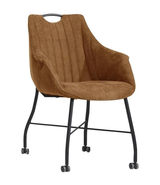 MX Sofa Chair Metric with wheels, available in 3 colors