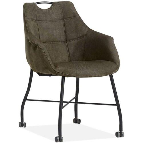 MX Sofa Promise Stuhl mit Rädern