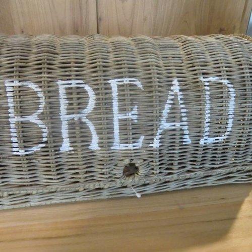 Broodmand / Broodtrommel BREAD