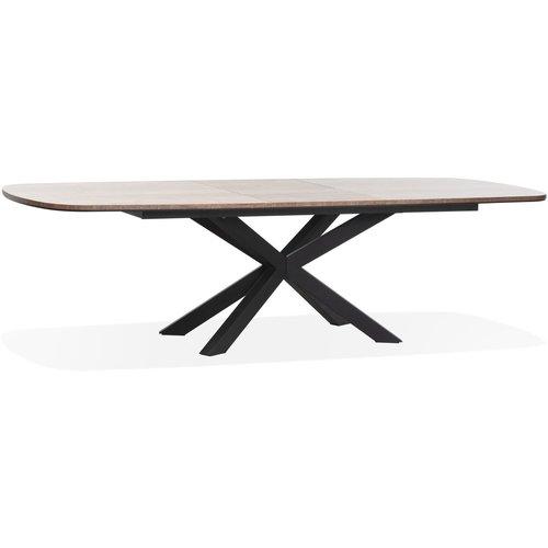 Lamulux Uitschuifbare tafel Premium 220cm uitschuifbaar tot 280 cm