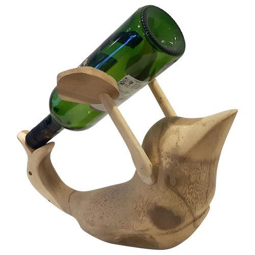 """Wine bottle holder """"Duck"""""""