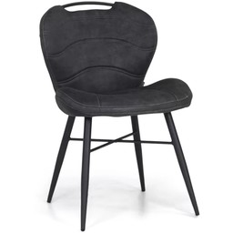 MX Sofa MX Sofa Dining room chair Talent - Anthracite