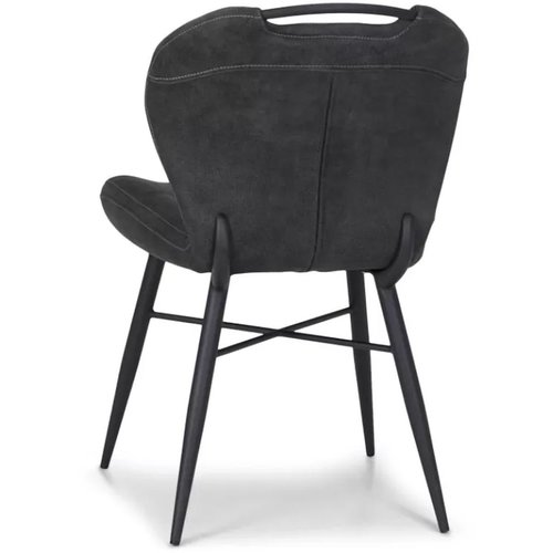 MX Sofa Dining room chair Talent luxor - color Anthracite