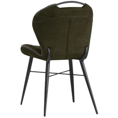MX Sofa Dining room chair Talent luxor color: Moss