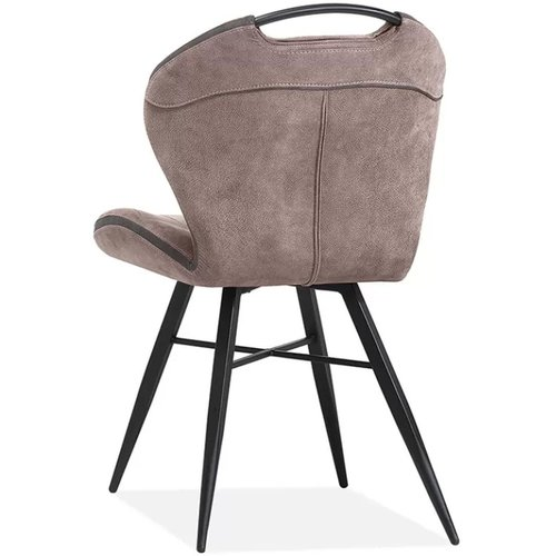 MX Sofa Dining room chair Splash luxor - color: Liver