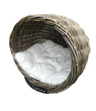 Decomeubel Cat basket IGLO with pillow
