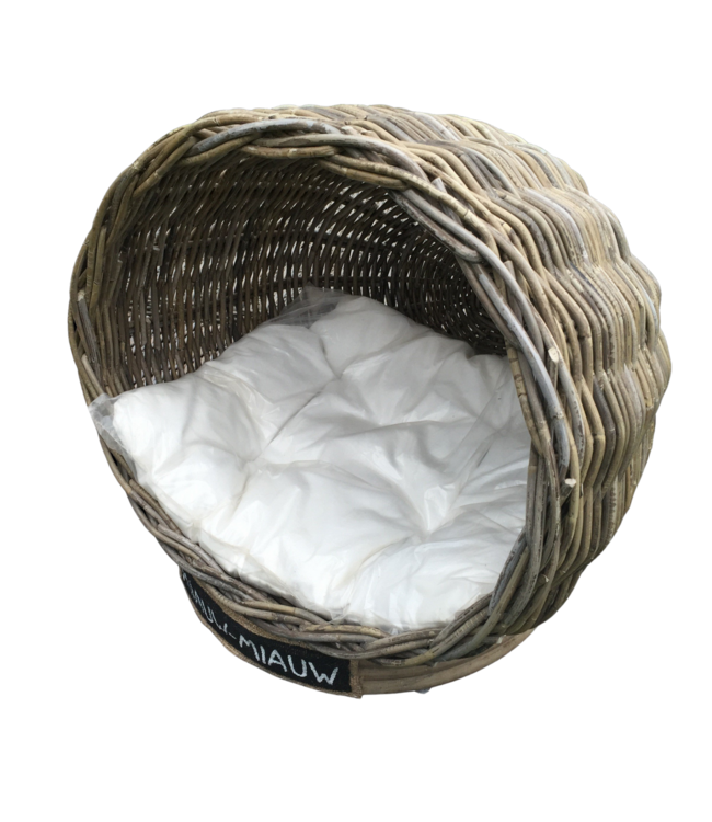 Decomeubel IGLO cat basket with pillow