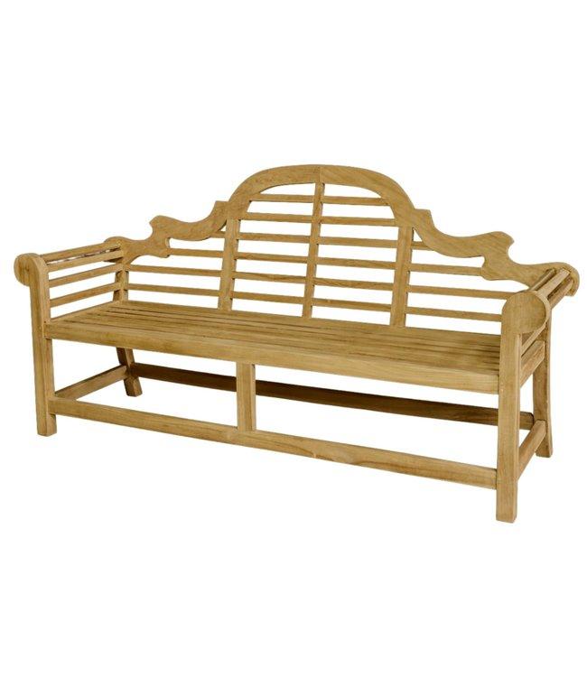 Decomeubel English Teak Garden Bench