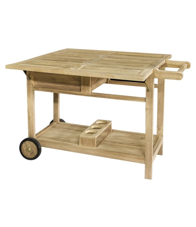 Decomeubel Rochester serving trolley