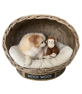 Decomeubel Dog bed IGLO with pillow