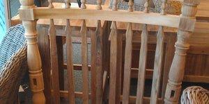 Opbouw JUMBO schommelstoel