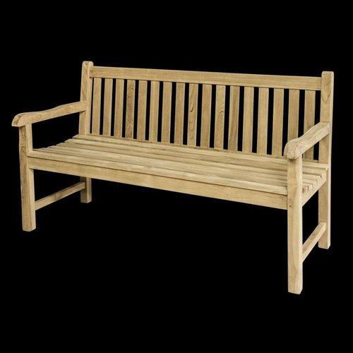 Decomeubel TEAK Garden bench