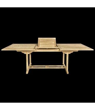 Decomeubel Extendable garden table