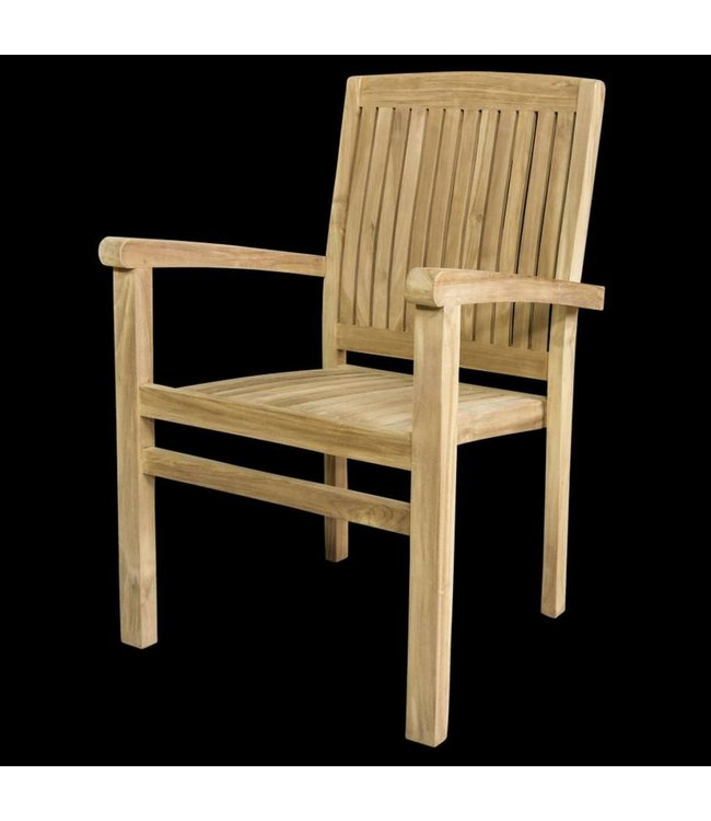 Decomeubel Stacking chair Maulia