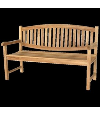 Decomeubel DecoMeubel TEAK Garden bench Sanur