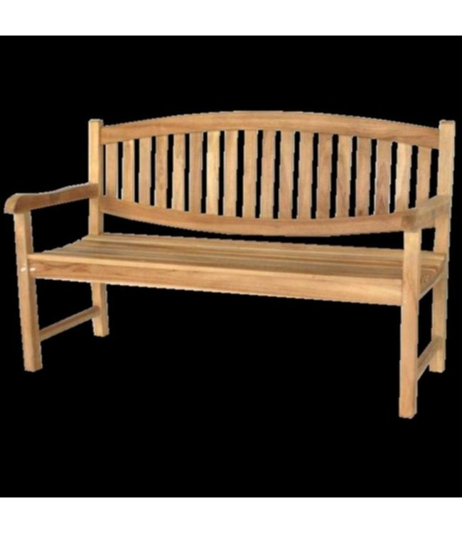 Decomeubel TEAK Garden bench Sanur