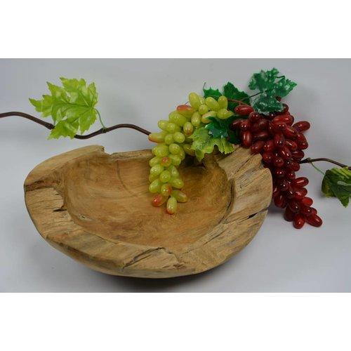 Primitive Fruitschaal