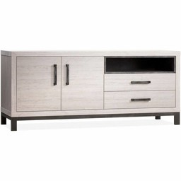 Lamulux Dresser Next 2 doors, 2 drawers, 1 open compartment
