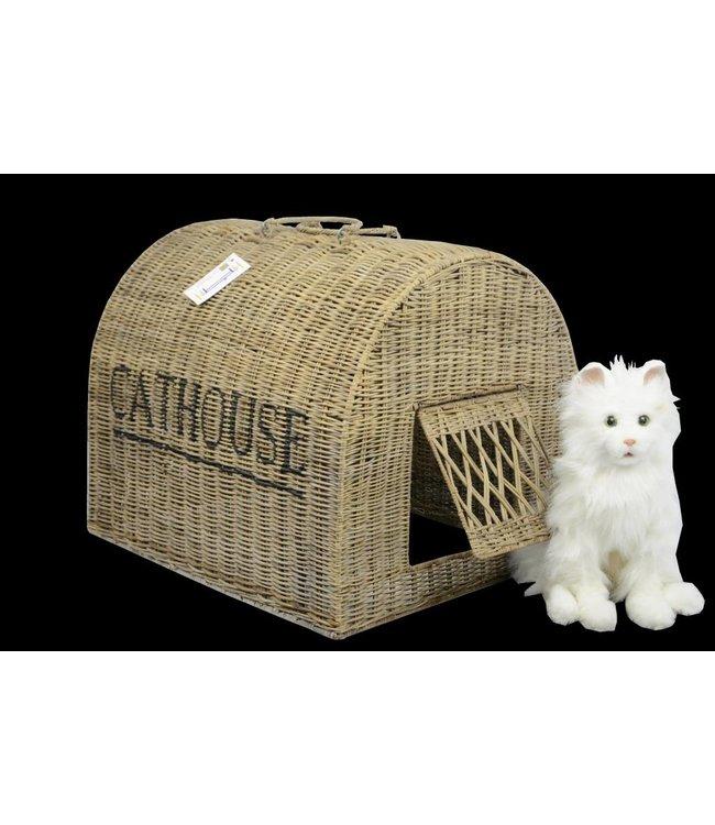 Eastfurn Overzetkooi Cat House