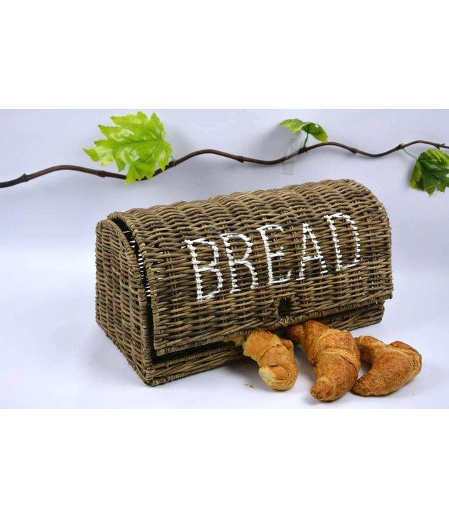 Eastfurn Bread basket / Bread bin BREAD