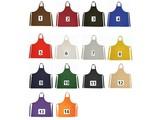 ♣ Professionele keukenschorten met verstelbare hals (voorzien van opbergvakje aan de voorzijde)