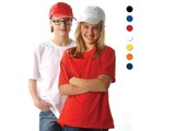 ♣ Goedkope kinder T-shirts met korte mouw en ronde hals (100% katoen)