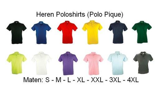 Goedkope Poloshirts voor heren kopen? Bij ons kunt u goedkope Poloshirts voor heren kopen!
