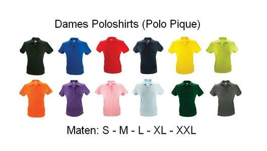 Goedkope Poloshirts voor dames kopen? Bij ons kunt u goedkope Poloshirts voor dames kopen!