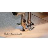 Mudis Mudis® zijslaapkussen 190x30, verkrijgbaar met diverse biologische kussenvullingen.