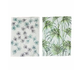 Urban Nature Culture Amsterdam Urban Nature Culture tea towel kimmokusei set of 2