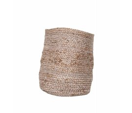 Urban Nature Culture Amsterdam Urban Nature Culture jute basket small cinder